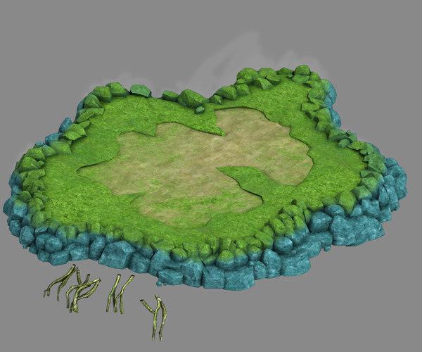 3D yunmengze - shitai 14