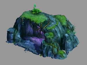 yunmengze - cave 21 3D