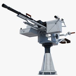 mtpu 14 5 mm 3D model