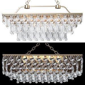 lamp chandelier light model