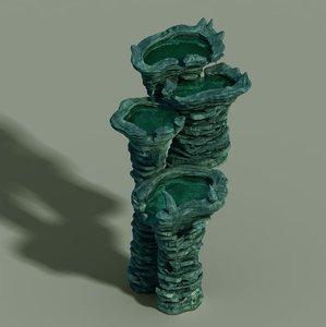 3D model zhen dong - mountain