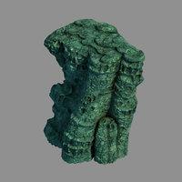 3D town magic cave - model