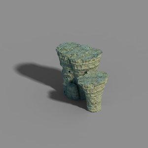 zhenmo cave - shitai 3D