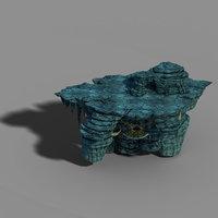 zhen magic cave - 3D model