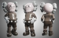 KAWS companion toy - Mono