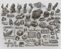 kit bashes - 65 3D model