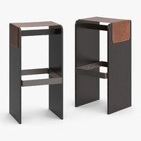 piedmont stool seat - model