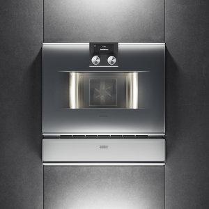 gaggenau oven bs450110 dv461110 3D