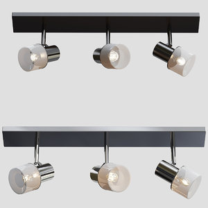 3D ceiling lamps centrsvet 25