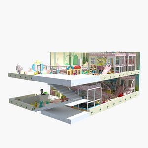 amusement park 1 model