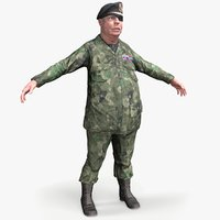 veteran vietnam 3D