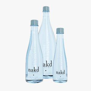 3D bottles blender 2