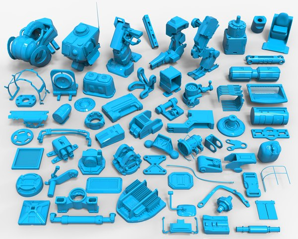 3D kit bashes - 64