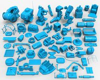 3D kit bashes - 64