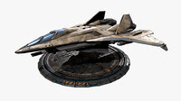 RTS Heavy fighter - 07