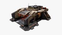 RTS Barracks - 09