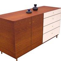 3D credenza furniture