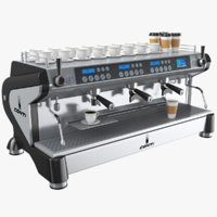 real espresso coffee maker model