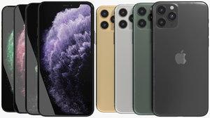 realistic apple iphone 11 model