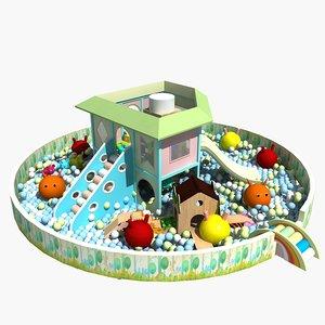 3D amusement park 5
