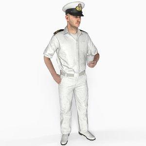 australian navy - 3D model