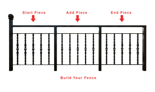 fence set 3D