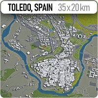 Toledo, Spain - historic city