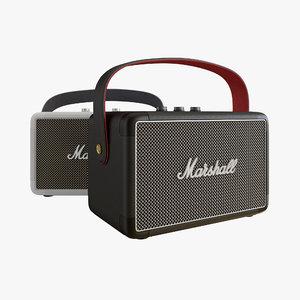 marshall kilburn speaker model