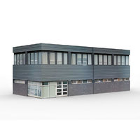 office building 5 3D