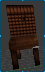 perfect chair 3D