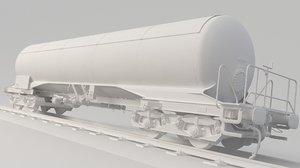 train tank tanker model