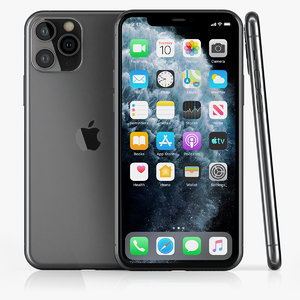 apple iphone 11 prototype 3D model