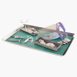 3D medical supply 3
