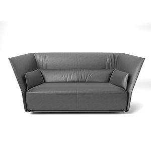 almo sofa 3D model