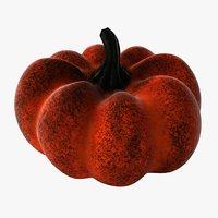 pumpkin blender substance 3D model