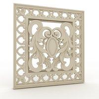 3D element decorative
