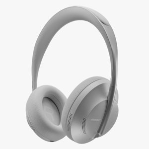 3D bose noise cancelling headphones model