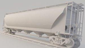 train gpfx 3D model