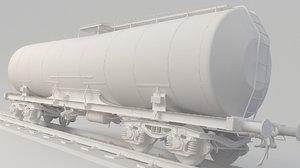 train tank oil model