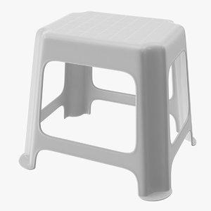 3D stool