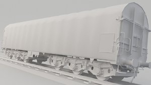 train container model