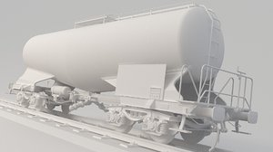 3D tank tanker zacns