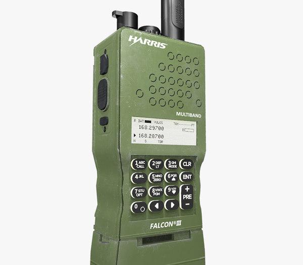 military walkie talkie radio model