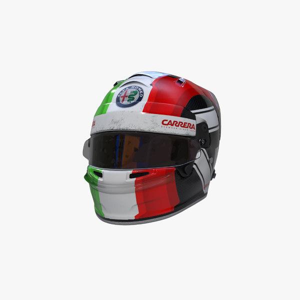 2019 helmet 3D