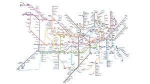 3D london underground