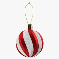holiday aisle ball 3D