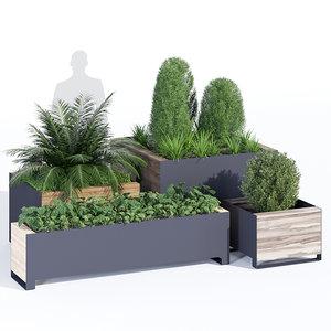 3D urbe tropical escofet