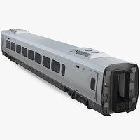 express business class coach 3D model