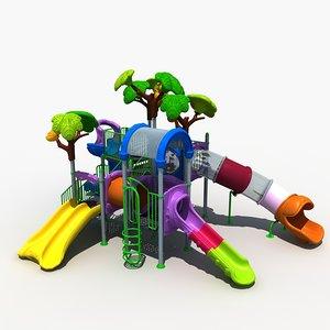 3D amusement park 13