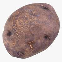 purple potato ready 01 model